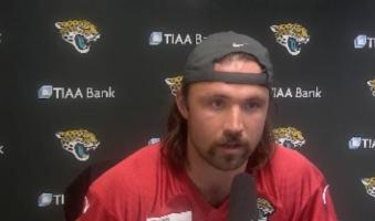 NFL: Jacksonville Quarterback Gardner Minshew Says No Pressure on Jags Playing Thursday Primetime