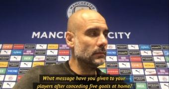 Leicester defeat not easy to accept - Guardiola