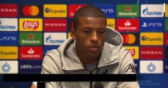 Wijnaldum furious with Pickford and 'unacceptable' Everton