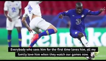 'Incredible' Kante was like 'two players' for Chelsea – Tuchel