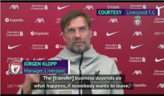 Liverpool transfer pot looking bare for Klopp