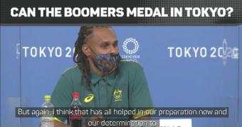Can the Boomers medal in Tokyo?