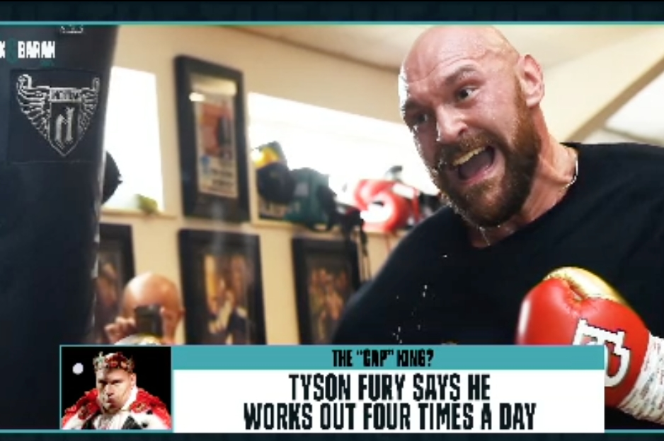 Boxing: Fan Favorite Tyson Fury Fast Becoming the Conor McGregor of Pro Boxing