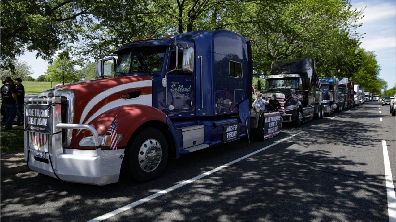 Trucking Has Been In Recession Since 2018