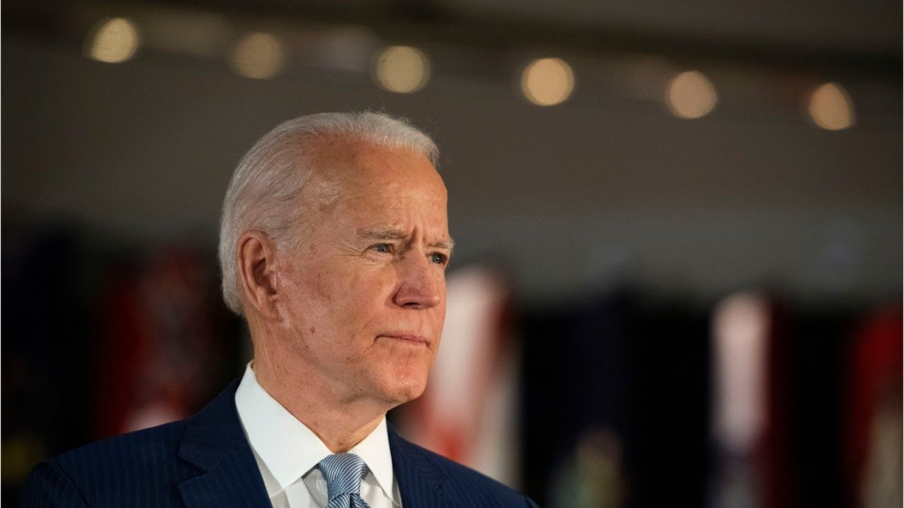Police Groups Break With Joe Biden
