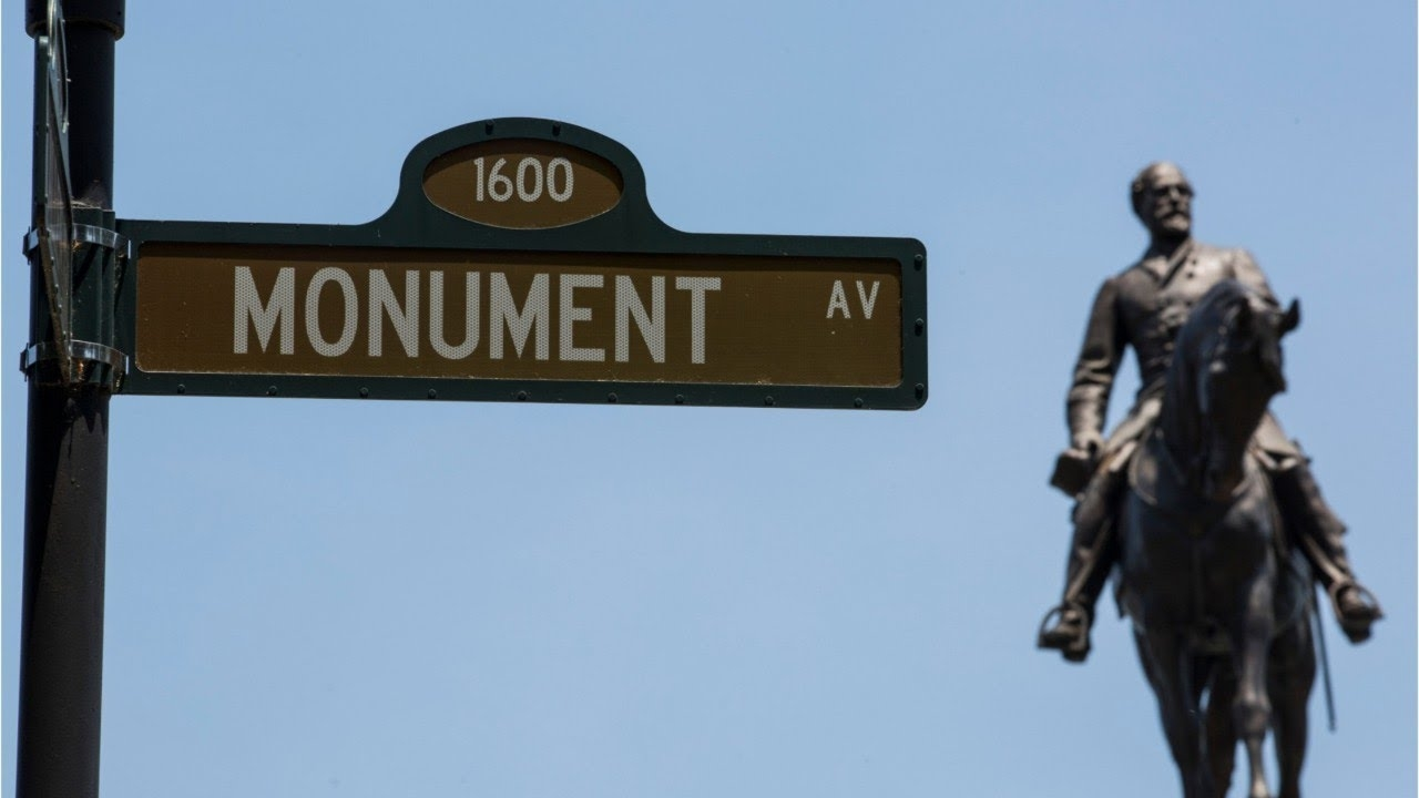 Virginia Governor To Remove Statue Of Civil War General Robert E. Lee