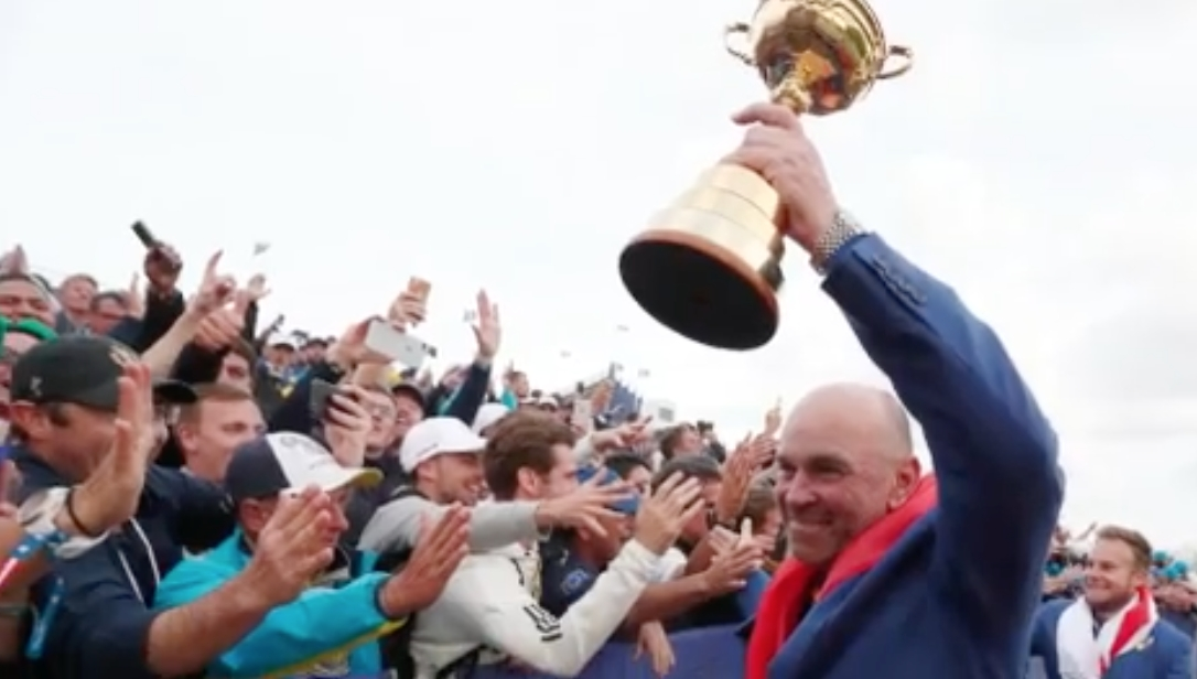 Golf: Ryder Cup to Be Postponed to 2021