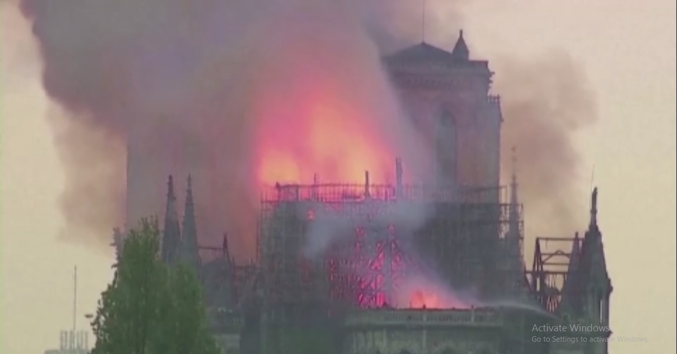 France to restore Notre-Dame as it was before fire
