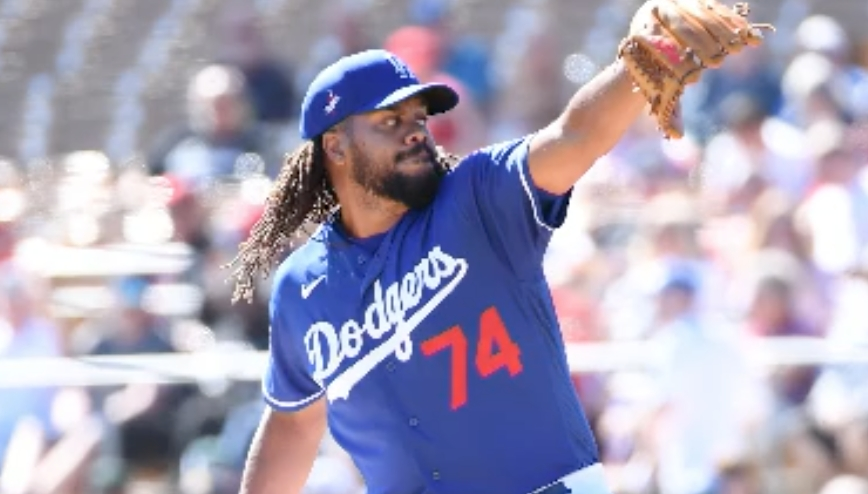 MLB: Los Angeles Dodgers' Reliever Kenley Jansen 'Doing Great' After Recovering From COVID-19