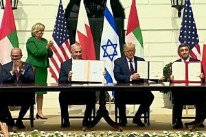 Israel, UAE, Bahrain Sign Historic Deal at White House