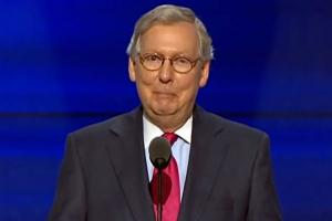 McConnell Takes Time Away from Packing Supreme Court to Insist on Orderly Transition for Next President