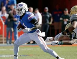 College Football: Florida Gators Receiver Kadarius Toney Among Those on Paul Hornung Award Honor Roll