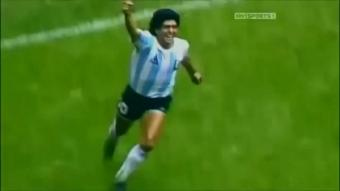 Maradona is Messi for the 90's Kid, Just Unforgettable!