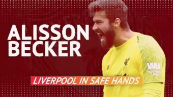 Premier League: With Alisson Becker  Liverpool is in Safe Hands
