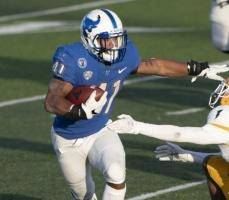 College Football: Jaret Patterson's Buffalo Bulls Are the National Team of the Week