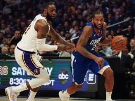 Basketball: Nets-Warriors and Lakers-Clippers on Opening Night Dec. 22, Five Christmas Day Games Highlight Start of 2020-21 NBA Season