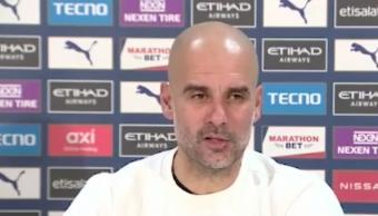 Premier League: Pep Guardiola Says Manchester City's Up-Turn in Form Down to 'Running Less'