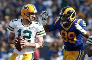 NFL Divisional Preview Saturday: Los Angeles Rams @ Green Bay Packers; Baltimore Ravens @ Buffalo Bills