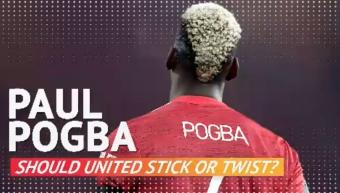 Soccer: Should Manchester United Stick With Paul Pogba?