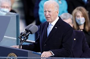 Joe Biden, Kamala Harris Sworn in - signs 17 orders to undo Trump's legacy