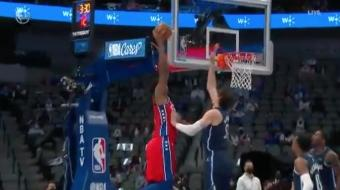 NBA Highlights: Joel Embiid Monsters Philadelphia 76ers to Win Over Dallas Mavericks