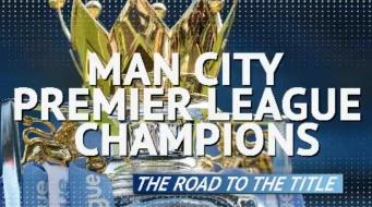 Premier League: Manchester City's Road to the Title