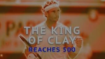 Tennis: Rafael Nadal, The King of Clay