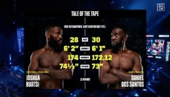 Boxing Highlights: Joshua Buatsi vs Daniel Blenda Dos Santos