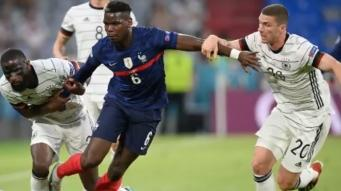 Euro 2020: Paul Pogba Man of the Match in France's Win Over Germany