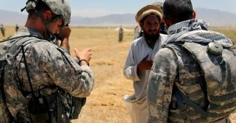 Afghans who risked lives to help American troops set to arrive in US