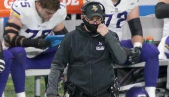 NFL: Minnesota Head Coach Mike Zimmer Vents Frustrations With Unvaccinated Vikings