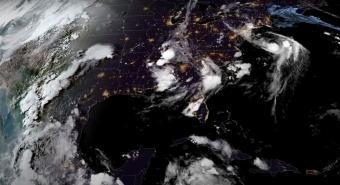 Astronauts and satellites watch Hurricane Henri from space as US Northeast braces for storm