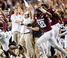 College Football: Texas A&M is the National Team of the Week