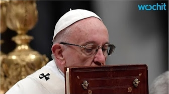 Pope Francis Tells Bishops To Enforce Zero Tolerance Policy for Sexual Abuse