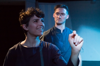 Sci-Fi and Romance Collide Onstage with 'The Aurora Project'