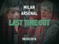 Champions League: Arsenal v Milan Last Time Out