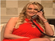 'Saturday Night Live' Brings in Stormy Daniels as Herself for Cold Open