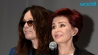 Ozzy Osbourne Says His Marriage is 'Back on Track'