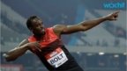 Usain Bolt Puts The Pressure On Zlatan