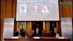 Nobel Prize In Physics Awarded