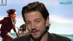 Diego Luna Went Through Military Training For Rogue One