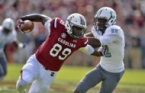 NY Jets Draft Watch: Potential Day 3 Targets at Tight End, O-Line & the Defensive Backfield