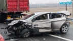 California Car Crash Kills Two Adults And Four Children