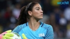 Hope Solo Suspended From U.S. Women Soccer