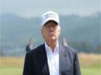 Trump's Visits To His Virginia Golf Course Shut Down The Potomac River