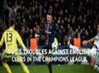 Champions League: PSG's Poor Record Against English Clubs