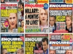 National Enquirer Resumes Tweeting After 4-Day Blackout