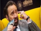 Nicolas Cage Applied For A Marriage License