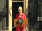 British Prime Minister Theresa May to resign on June 7