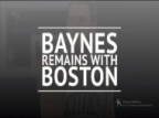 Baynes remains with Boston